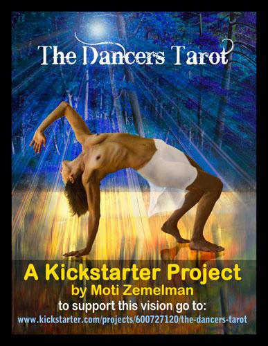 Dancers Tarot Flier