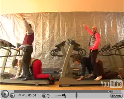 Treadmill Extravaganza!